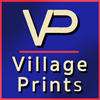 Village Prints Square Logo