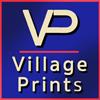 Village Prints Square Logo