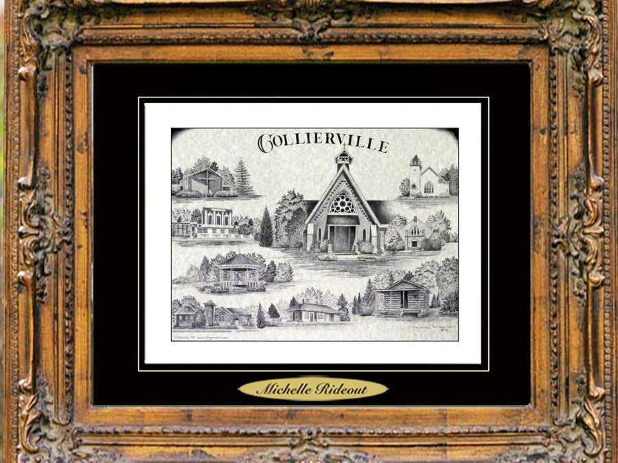 Collierville, Tennessee–Bedroom Community to Memphis