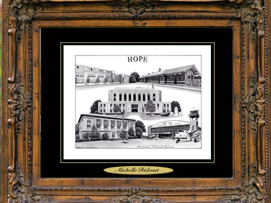 Hope, Arkansas:  Birthplace of Two Famous Governors